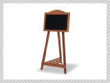 木製ウェルカムボード